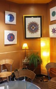 exposicion de mandalas en Biarritz